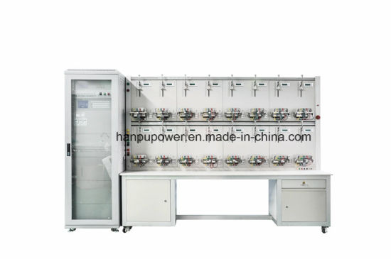 Single Phase Multifunction Energy Meter (split type) Test Bench (PTC-8125M)
