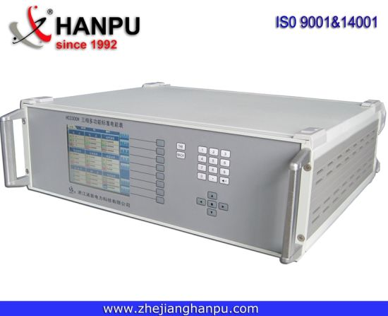 Electrical Test Instrument Three Phase Multifunction Reference Energy Meter Hc3300h (0.02class)